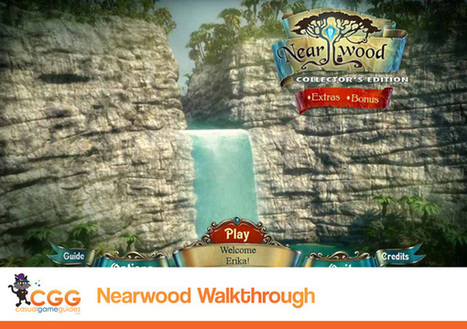 Nearwood Walkthrough: From CasualGameGuides.com | Casual Game Walkthroughs | Scoop.it