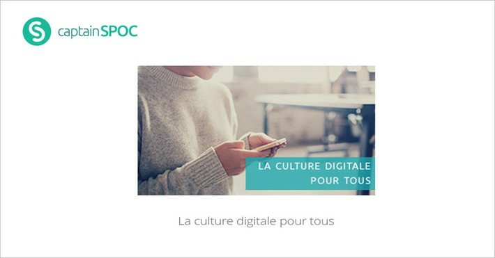 [Today] SPOC La culture digitale pour tous | MOOC Francophone | Scoop.it