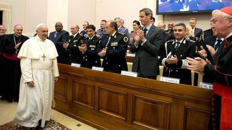 Pope Francis meets former sex slaves, denounces trafficking | Criminology and Economic Theory | Scoop.it