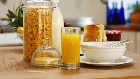 Breakfast? There goes your daily recommended sugar intake | Nutrition Today | Scoop.it