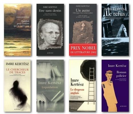 Imre Kertész (1929-2016): «Je vais continuer à vivre ainsi ma vie invivable» | Cultures & Médias | Scoop.it