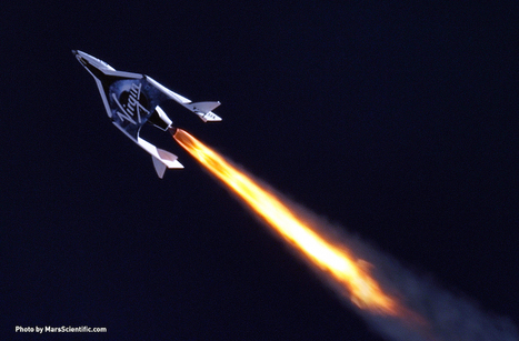 SpaceShipTwo mishap due to pilot error and company training oversight | Spaceflight Now | The NewSpace Daily | Scoop.it