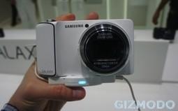 Samsung présente un appareil photo sous Android | ANT et community management #sjdm | Scoop.it
