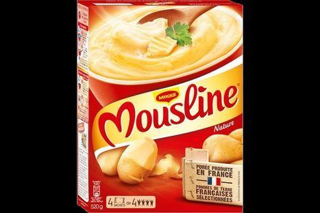 Mousline se repositionne sur la naturalité | Pommes de terre transformées | Scoop.it