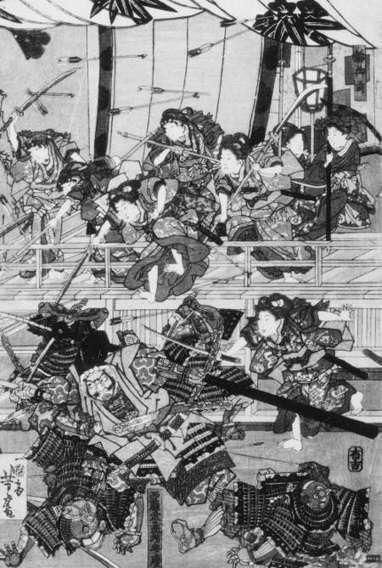 Onna bugeisha - The Powerful Female Samurai Warrior | Kusuyama | JAPAN, as I see it | Scoop.it