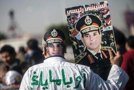 Trois ans après la chute de Moubarak, l'armée égyptienne tombe le masque | Égypt-actus | Scoop.it