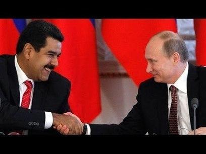 ¿Por qué Putin quiere mantener a Maduro en el poder? | Aprendiendo Ingles con Español | Scoop.it