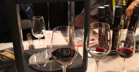 Straight out of France, the D-Vine connected sommelier is like a Keurig for wine | Vitabella Wine Daily Gossip | Scoop.it