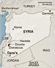 Syrian Protests Are Said to Be Largest and Bloodiest to Date | Coveting Freedom | Scoop.it