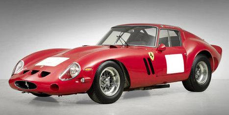 1962 FERRARI 250 GTO sold for $38 Million | Automobile News, Car Wallpapers, Auto Insurance & Auto Technologies | Scoop.it