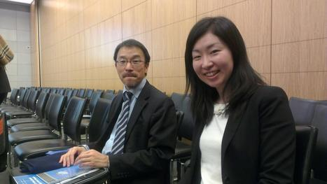 The Japanese delegates smile for a photo. | OECD Aid for Trade Policy Dialogue 2013 | Scoop.it