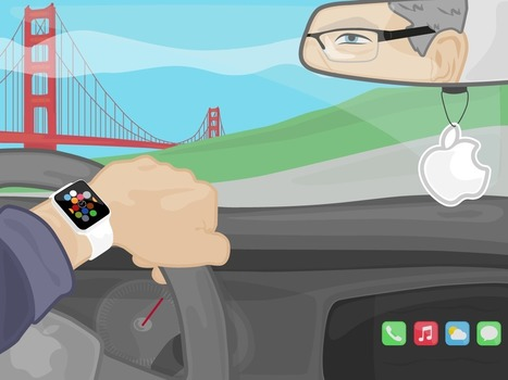The Apple Watch is a misunderstood bridge to the future | UX-UI-Wearable-Tech for Enhanced Human | Scoop.it