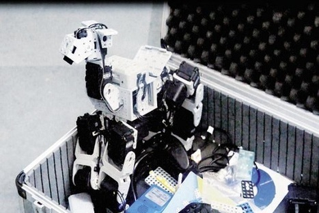 Indian Robots Deliver for E-commerce Firms | Technology - Web, Mobile, Apps, SEO | Scoop.it