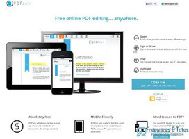 PDFzen : un service en ligne pratique pour éditer, annoter et partager vos fichiers PDF | Geeks | Scoop.it