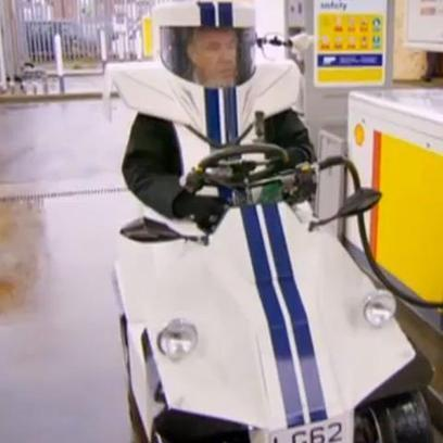 Top Gear's Jeremy Clarkson Tests the Smallest Car in the World | Digital-News on Scoop.it today | Scoop.it