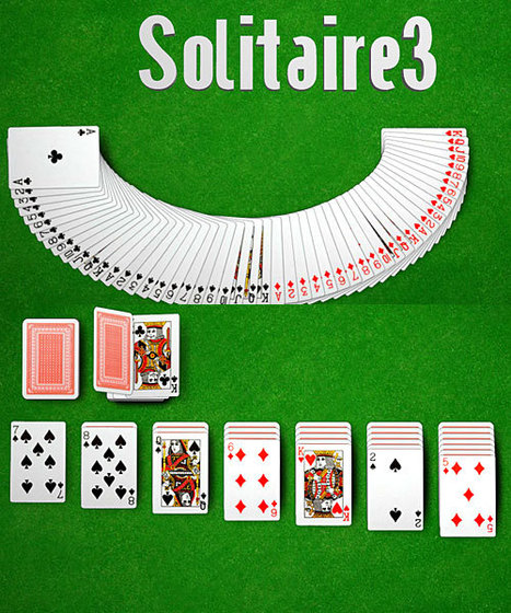 Flash Daily: Final version of Soltaire game. Made by Terry... | Everything about Flash | Scoop.it