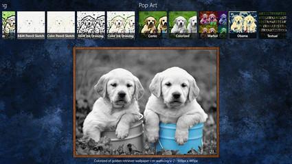 Ajouter des effets photos sur Windows 8 : Artistry | Geeks | Scoop.it