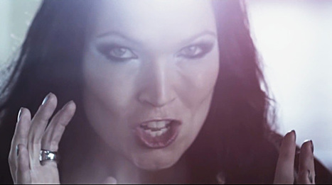 Tarja Becomes Victim Of Ritual | Music | Scoop.it