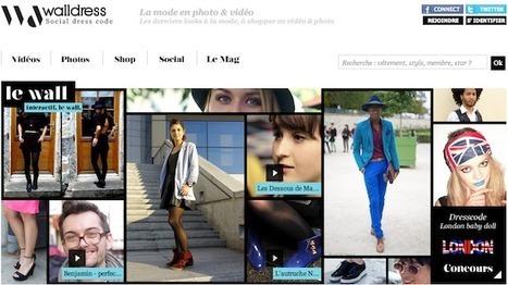 Walldress, boutique interactive de shopping, lance sa version mobile   FrenchWeb.fr   Digital me   Scoop.it