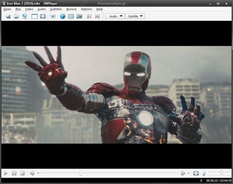 SMPlayer - Αναπαραγωγή multimedia αρχείων | Freeware Tips | Scoop.it