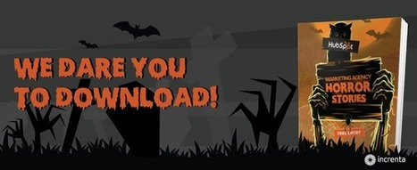 Halloween 2014: 20 historias terroríficas en agencias de marketing   Inbound Marketing en España y Sudamérica   Scoop.it