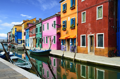 15 Colorful Buildings That Will Brighten Up Your Day | Travel | Scoop.it