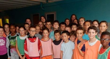 L'UNSS en force  au collège Jean-Moulin | Collège Jean Moulin | Scoop.it