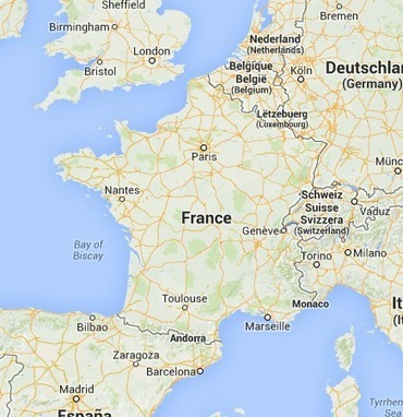 The World Heritage Sites of France | Social media and languages | Scoop.it