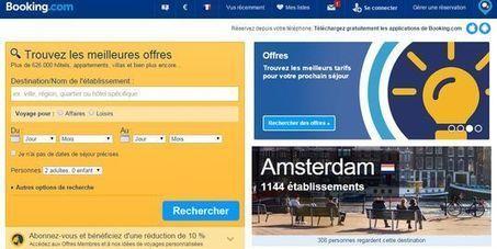 Le site Booking.com cède aux demandes des hôteliers | Médias sociaux et tourisme | Scoop.it