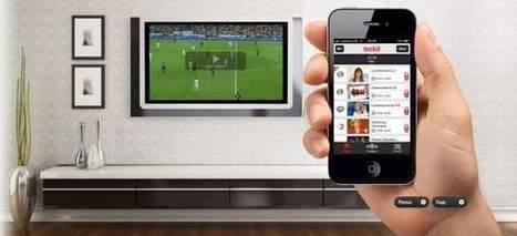 Le « boom » de la social TV: séries et programmes à la télé et discuté en ligne - Big Bang Blog | Social TV is everywhere | Scoop.it