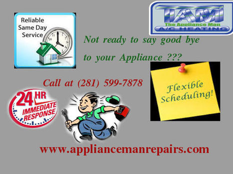Fast and Reliable Appliance Repair Servic | Appliance Repair Tips & Suggestions | Scoop.it