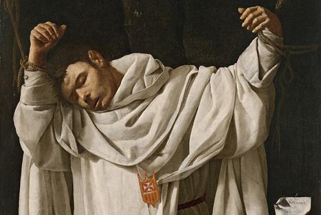 """Zurbarán's """"Saint Serapion"""" returns to galleries at Wadsworth Atheneum   News in Conservation   Scoop.it"""