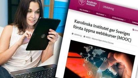 Svenska lärosäten hakar på trend med gratis kurser på nätet | Skolbiblioteket och lärande | Scoop.it