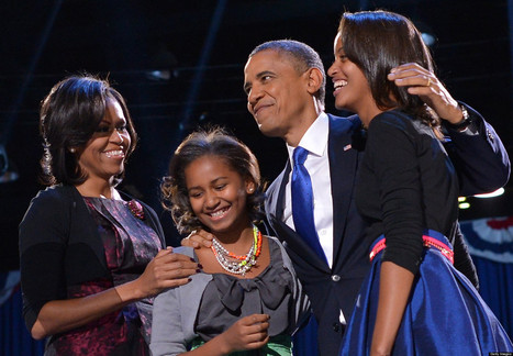 What Obama Does To Embarrass His Daughters | Restore America | Scoop.it
