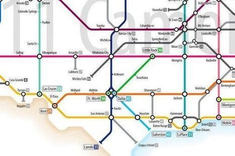 The Best Movies of All Time Map. 6 Great Transit Maps That Aren't Transit Maps | Tracking Transmedia | Scoop.it