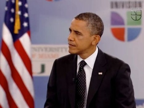 Univision Debacle: Obama Misleads, Condescends To Latino Community | Littlebytesnews Current Events | Scoop.it