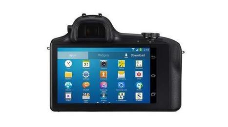 Samsung Galaxy NX mit Android, Wi-Fi, 3G oder LTE | Camera News | Scoop.it