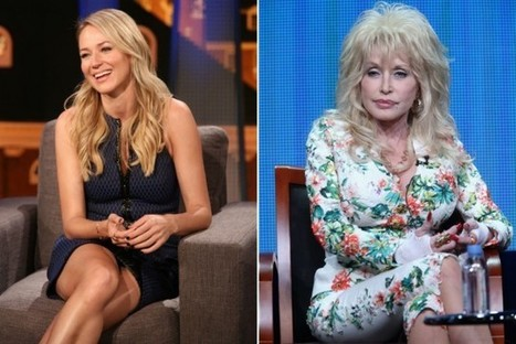 Hear Jewel's Duet With Dolly Parton, 'My Father's Daughter' | Country Music Today | Scoop.it