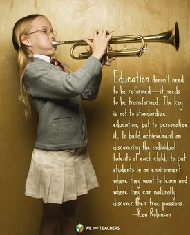 Education doesn't need to be reformed... | Creating Professional Learning Communities | Scoop.it