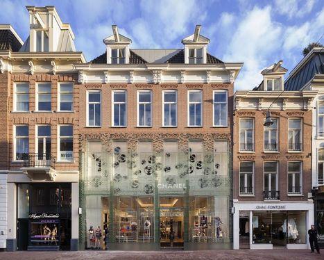 Yves Rocher met son magasin des Champs-Elysées à l'heure du végétal | Marketing du point de vente | BrandsMarques | Scoop.it