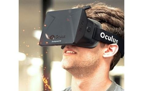 Facebook Acquires Oculus Rift Maker, Virtual Reality Company Oculus VR In $2B Deal - AllFacebook | PharmaDigital | Scoop.it