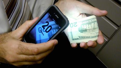 Desarrollan en Argentina un lector de billetes para personas con discapacidad visual | Salud Visual 2.0 | Scoop.it