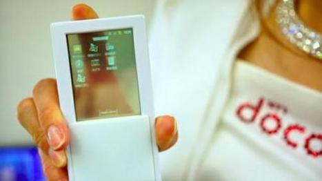 Dubbelzijdige touchscreen telefoon :Dzone | ICTMind | Scoop.it