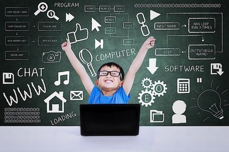 Coding in the Classroom: Computational Thinking Will Allow Children to 'Change the World' | digital divide information | Scoop.it