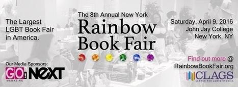 The 8th Annual Rainbow Book Fair | SPLEEN  ? MILZA... | Scoop.it