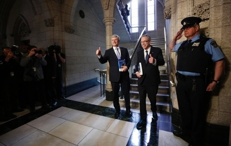 Canadian budget pushes applied research | Higher Education and academic research | Scoop.it