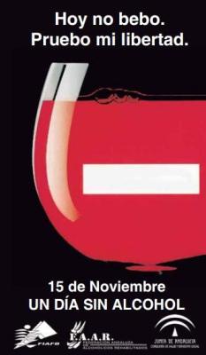 Día Mundial sinAlcohol | Consultasalud | Scoop.it