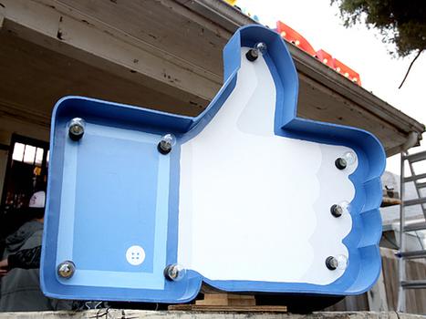 Facebook vai esconder posts que pedem curtidas | Facebook | Scoop.it