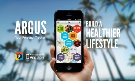 New health and wellness application Argus goes beyond your ... | Mental Wellbeing | Scoop.it