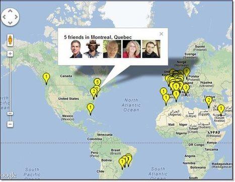 comment trouver où habitent mes amis sur les réseaux sociaux | Apprivoiser les réseaux sociaux | Scoop.it